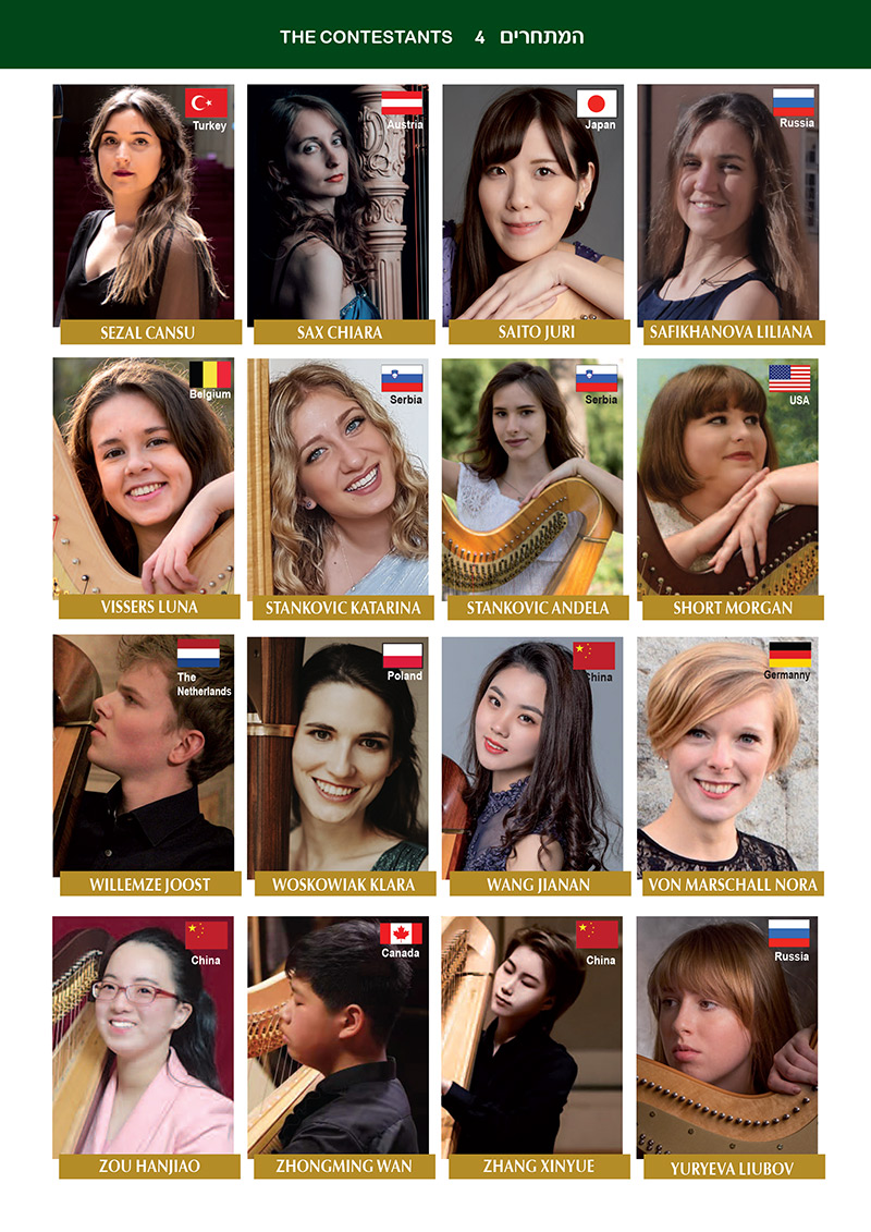 2021 Contestants photos page 2